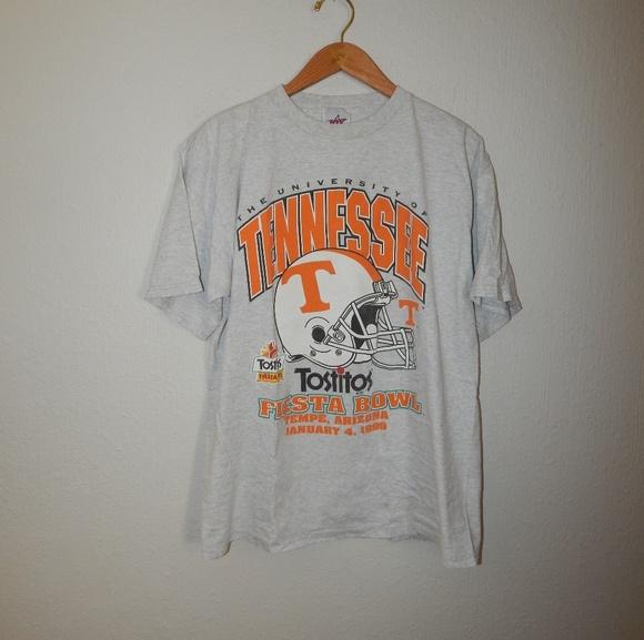 VTG 1999 Tennessee Volunteers Fiesta Bowl T Shirt